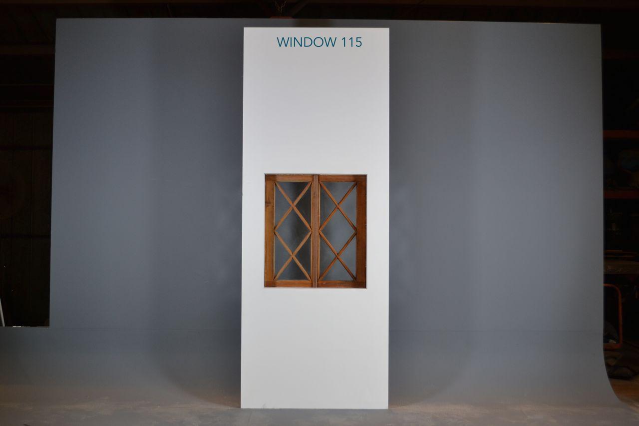 WINDOW 115